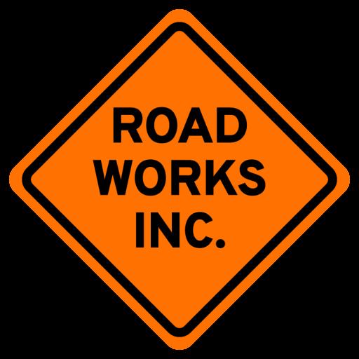Road Works Inc. Logo